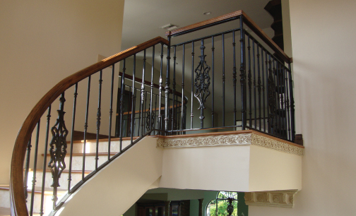 Stairway Renovation Master Painters