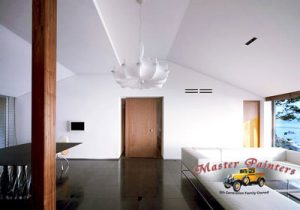 Textured and Smooth ceilings by Master Painters