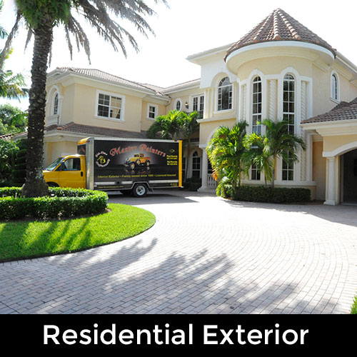 Residential Exterior Master Painters Ted Roorda