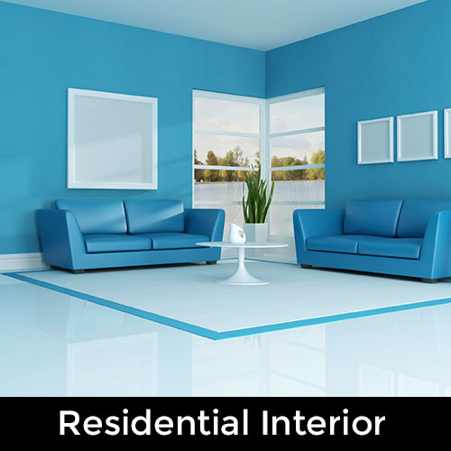 Residential interior Master Painters Ted Roorda